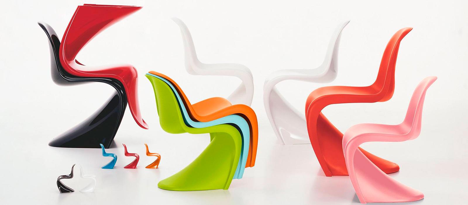 sedie in plastica
